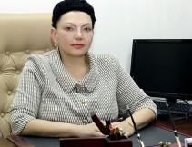 Ирина Яблучанская, управляющая отделением южного ГУЦБ РФ: «если говорить о развитии, то я вижу его именно через развитие рынка микрофинансирования»